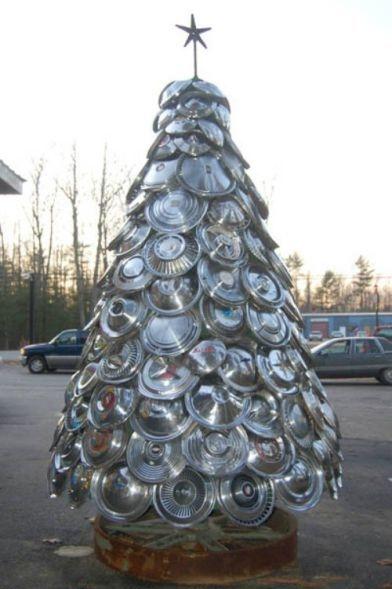 Foto Alberi Di Natale Originali.Albero Di Natale Originale Persbaglio