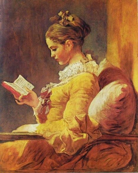 39 Fragonard - la lettura