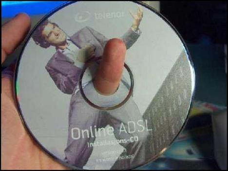 ADSL (Yeah Right...)