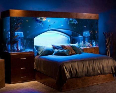 10-fish-tank-above-bed-like-headboard