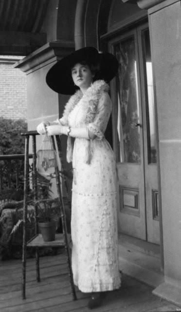 Marcelle Boivin, Balmain, Sydney, ca. 1912