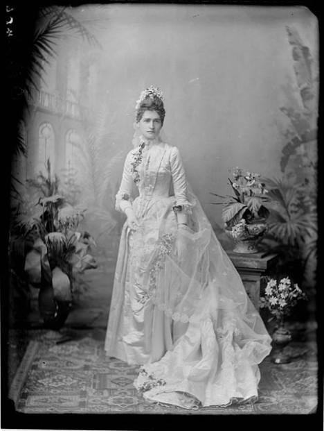 Mrs Hare ca. 1874-1908