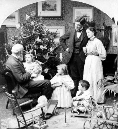 Christmas in Victorian Era (1)