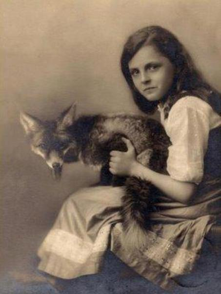 Children with Their Lovely Pets (12)