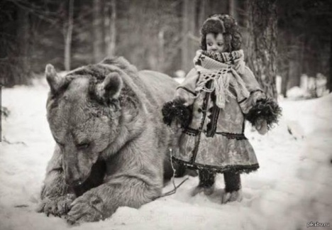 Children with Their Lovely Pets (13)