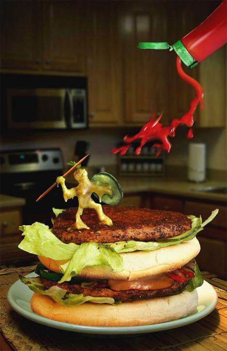 pubblicità del ketcup