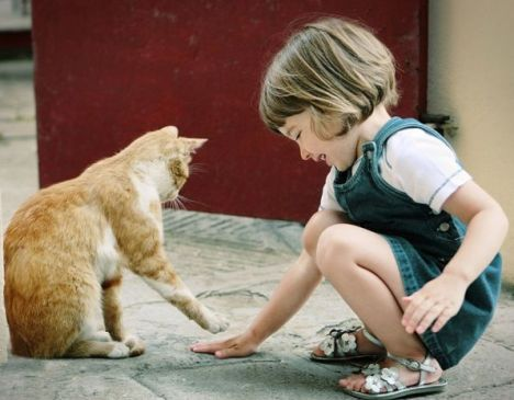 Bambina_con_un_gatto