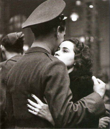 """The Long Goodbye"" by Alfred Eisenstaedt, January 1, 1944.jpeg"