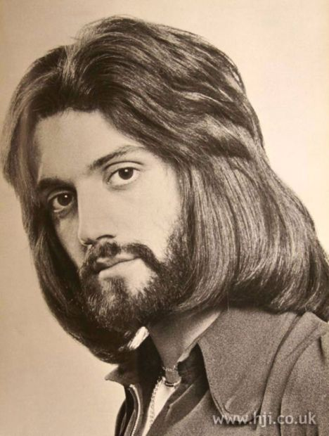 1970s The Most Romantic Period of Men's Hairstyles (3)