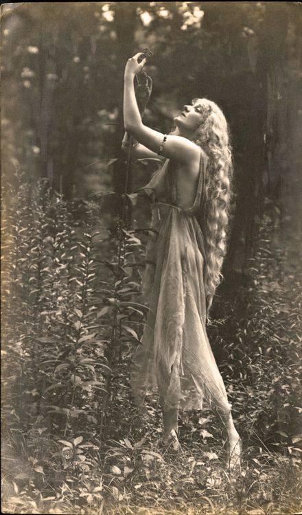 Gertrude Hoffman. by Frank Bangs, 1917